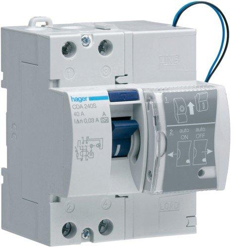 interruptor diferencial 2 polos