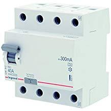 interruptor diferencial 300 ma