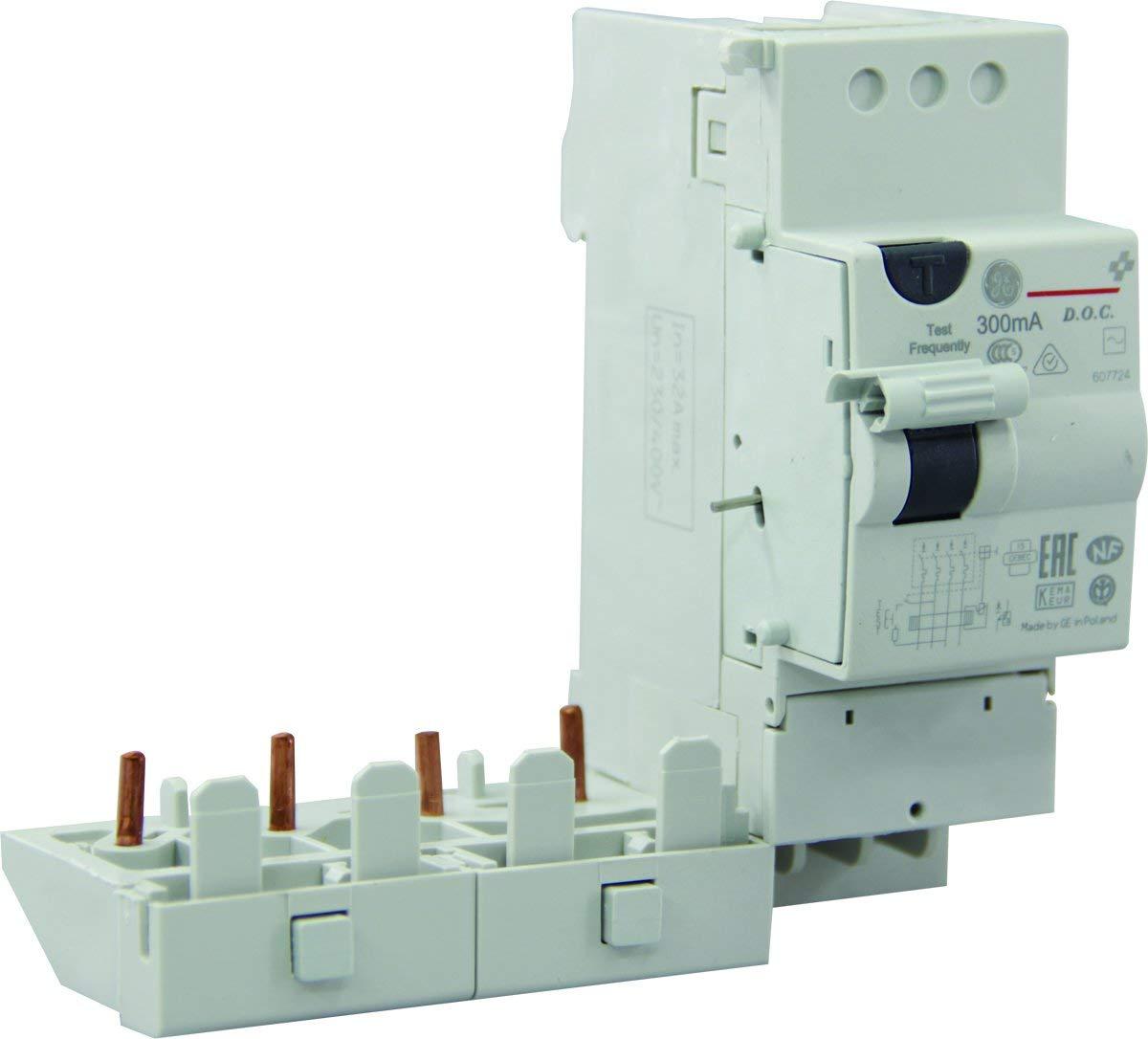 interruptor diferencial 32a