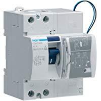 interruptor diferencial 40a