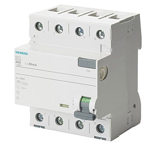 interruptor diferencial 80a