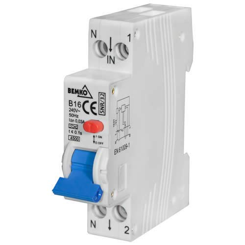 interruptor diferencial disyuntor