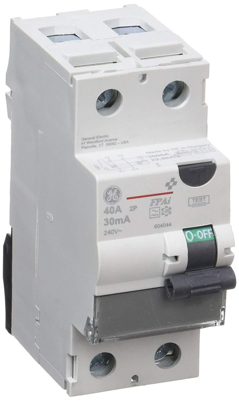 interruptor diferencial general electric