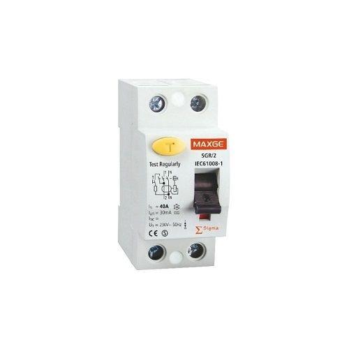 interruptor diferencial industrial