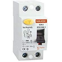 interruptor diferencial tipo ac